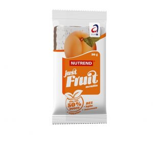 Nutrend Just Fruit Sport 30 g marhuľa