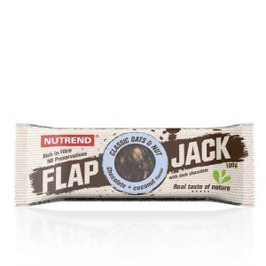 Nutrend FlapJack 100 g čokoláda+kokos s horkou čokoládou