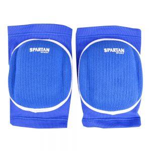 Spartan Volejablové chrániče modrá – senior
