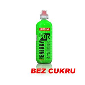 Nutrend Smash Energy Up 500 ml green (bez cukru)