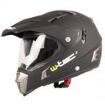 W-TEC NK-311 Matt Black - S (55-56)