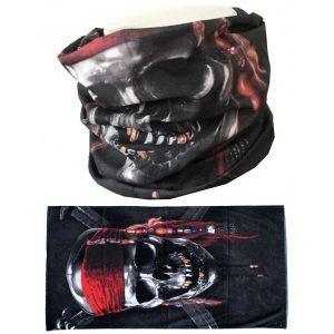 MTHDR Scarf Pirate Skull