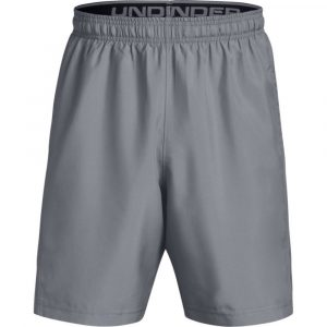 Under Armour Woven Graphic Short Gray/Black – L