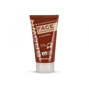 Tanny Maxx Brown Face Tanning Lotion 50ml