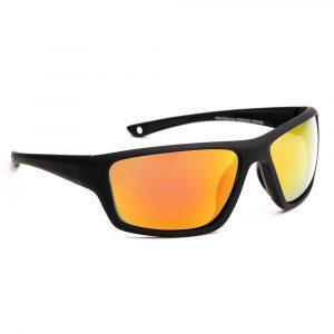 Granite Sport 24 čierna s oranžovými sklami