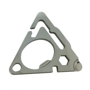 Munkees Stainless Triangle Tool