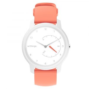 Withings Move White / Coral