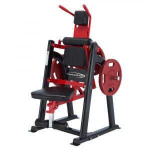 Steelflex PLAC čierno-červená