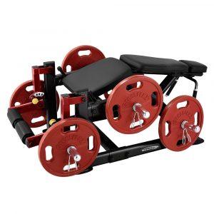 Steelflex PLLC čierno-červená