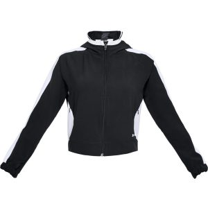 Under Armour Storm Woven FZ Jacket Black – XS