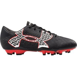 Under Armour CF Force 2.0 FG Black Red – 8