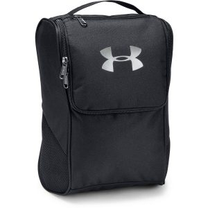 Under Armour Shoe Bag Black / Black / Silver – OSFA