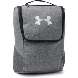 Under Armour Shoe Bag Graphite Medium Heather / Graphite / Silver – OSFA