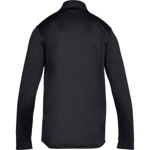 Under Armour Armour Fleece 1/2 Zip Black/Black – S
