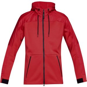 Under Armour Unstoppable Coldgear Swacket Red /  / Radio Red – S
