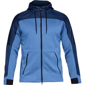 Under Armour Unstoppable Coldgear Swacket Royal/Academy – S
