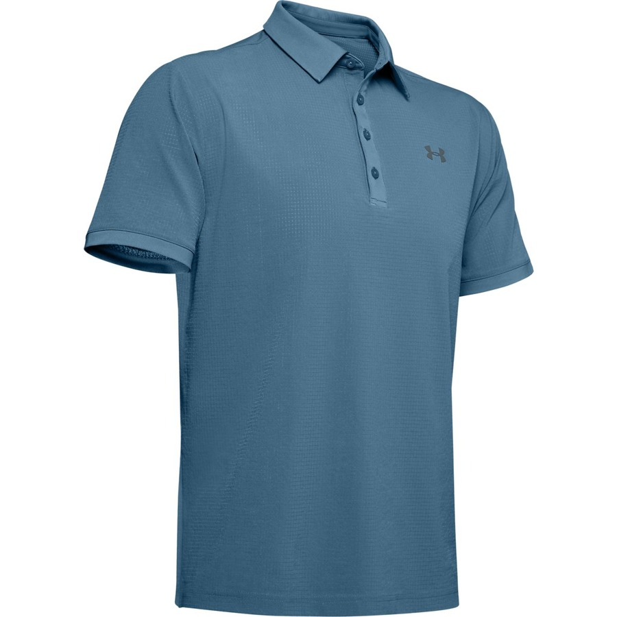 Under Armour Playoff Vented Polo Thunder – 3XL