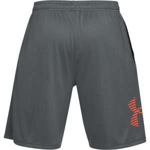 Under Armour Tech Graphic Short Nov Pitch Gray – S