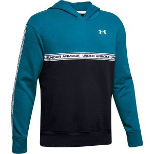 Under Armour SportStyle Fleece Hoodie Teal Vibe – YM