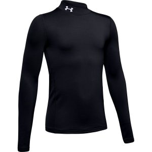 Under Armour ColdGear Armour Mock Black – YS