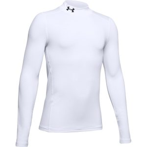 Under Armour ColdGear Armour Mock White – YL