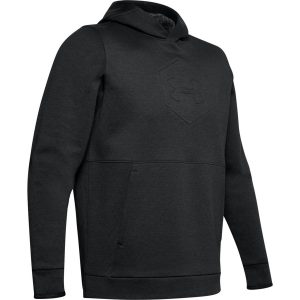 Under Armour Athlete Recovery Fleece Graphic Hoodie Black – S