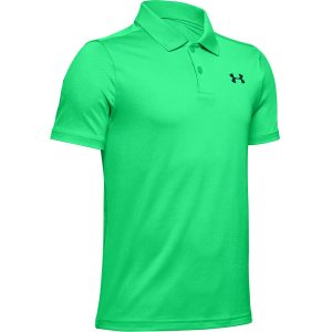 Under Armour Performance Polo 2.0 Vapor Green – YL