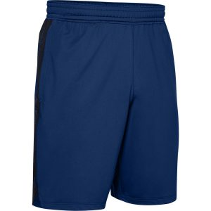 Under Armour MK1 Graphic Shorts American Blue – S