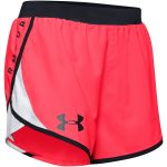 Under Armour W Fly By 2.0 Wordmark Short Beta - S