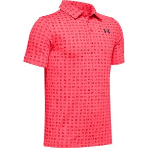 Under Armour Playoff Polo Beta – YM