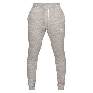 Under Armour Sportstyle Terry Jogger Onyx White – S