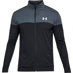 Under Armour Sportstyle Pique Jacket Stealth Gray – S