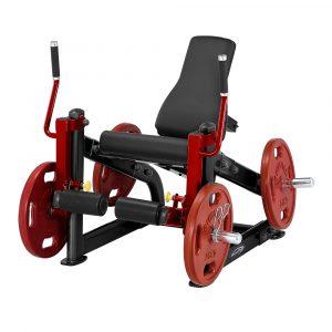 Steelflex PLLE čierno-červená