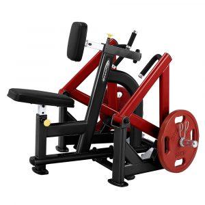 Steelflex PLSR čierno-červená