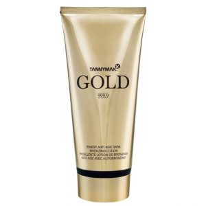 Tanny Maxx Gold 999,9 Dark Bronzing Lotion 200ml
