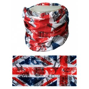 MTHDR Scarf Union Jack London