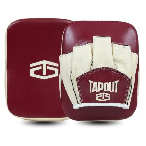 Tapout Focus Pad PU Burgundy