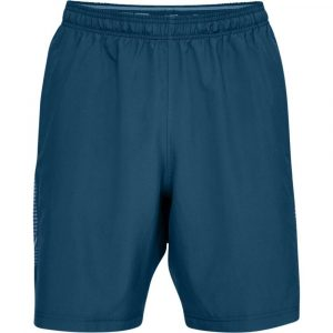 Under Armour Woven Graphic Short Petrol Blue – S